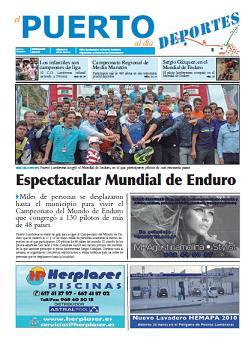El Puerto Al día Mayo - Junio 2013