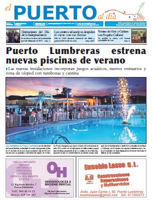 El Puerto Al día Julio-Agosto 2014