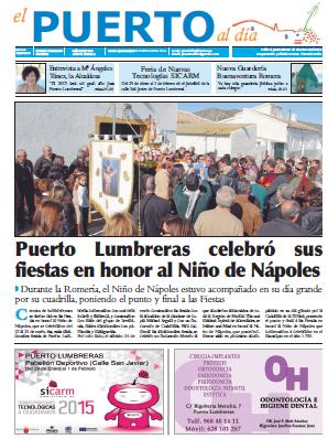 El Puerto Al día Enero 2015