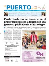 El Puerto Al día Abril 2015