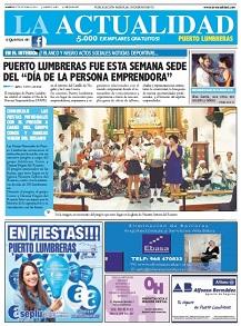 La Actualidad de Puerto lumbreras 05 2016