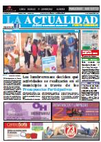 La Actualidad de Puerto lumbreras 2017