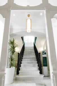 Escalera Casa de los Duendes