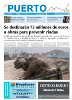 El Puerto Al día Noviembre 2012-Especial Inundaciones