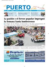 El Puerto Al día Marzo - Abril 2013