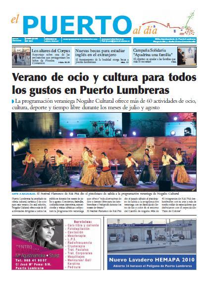El Puerto Al día Junio - julio 2013