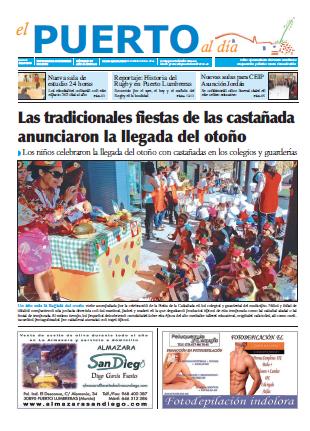 El Puerto Al día Noviembre - Diciembre 2013